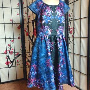 City Chic party 👗 dress plus sized fashion XS